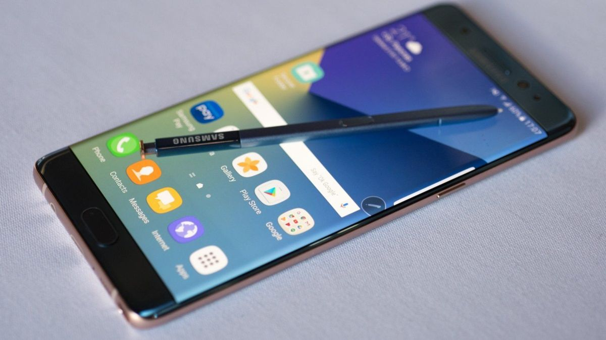 Refurbished Samsung Galaxy Note 7 Could Go On Sale In June